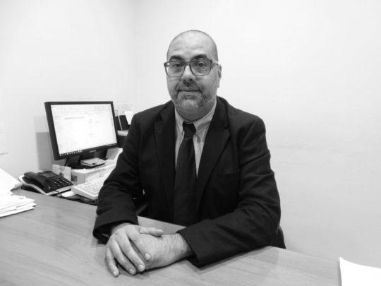 Albert Martínez – Oficial Administració Comunitats