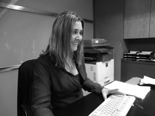 Esther Giménez – Tècnica Administració Comunitats