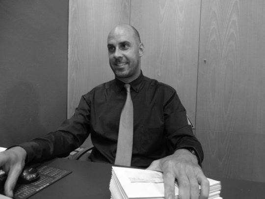Jordi Gordillo – Atenció client / Gestió Externa