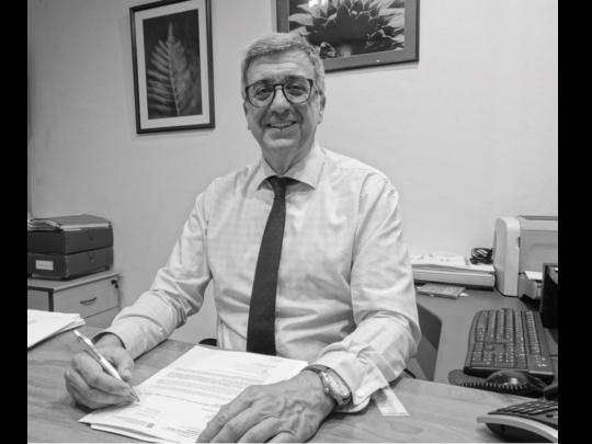 Lluís López – Oficial Administració Comunitats