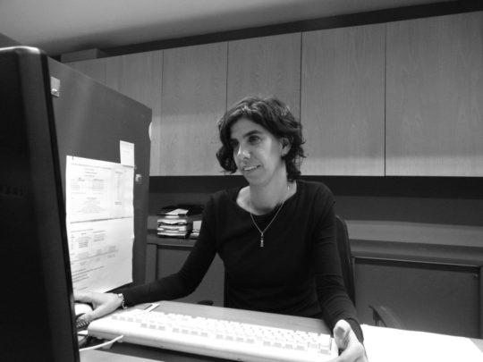 Mireya Martinez – Tècnica Administració Comunitats