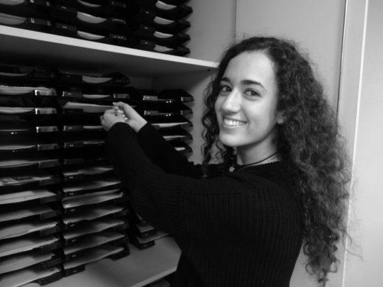 Sandra Gil – Auxiliar Administrativa